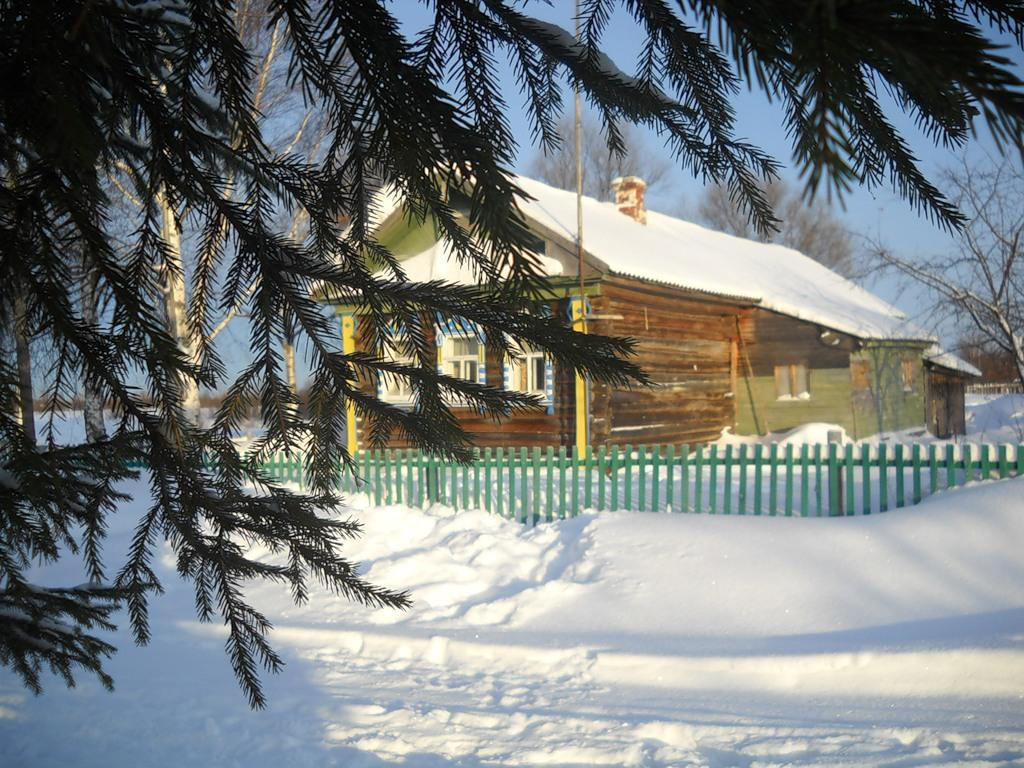 MA CITATION DU SOIR  paysage-hivernl
