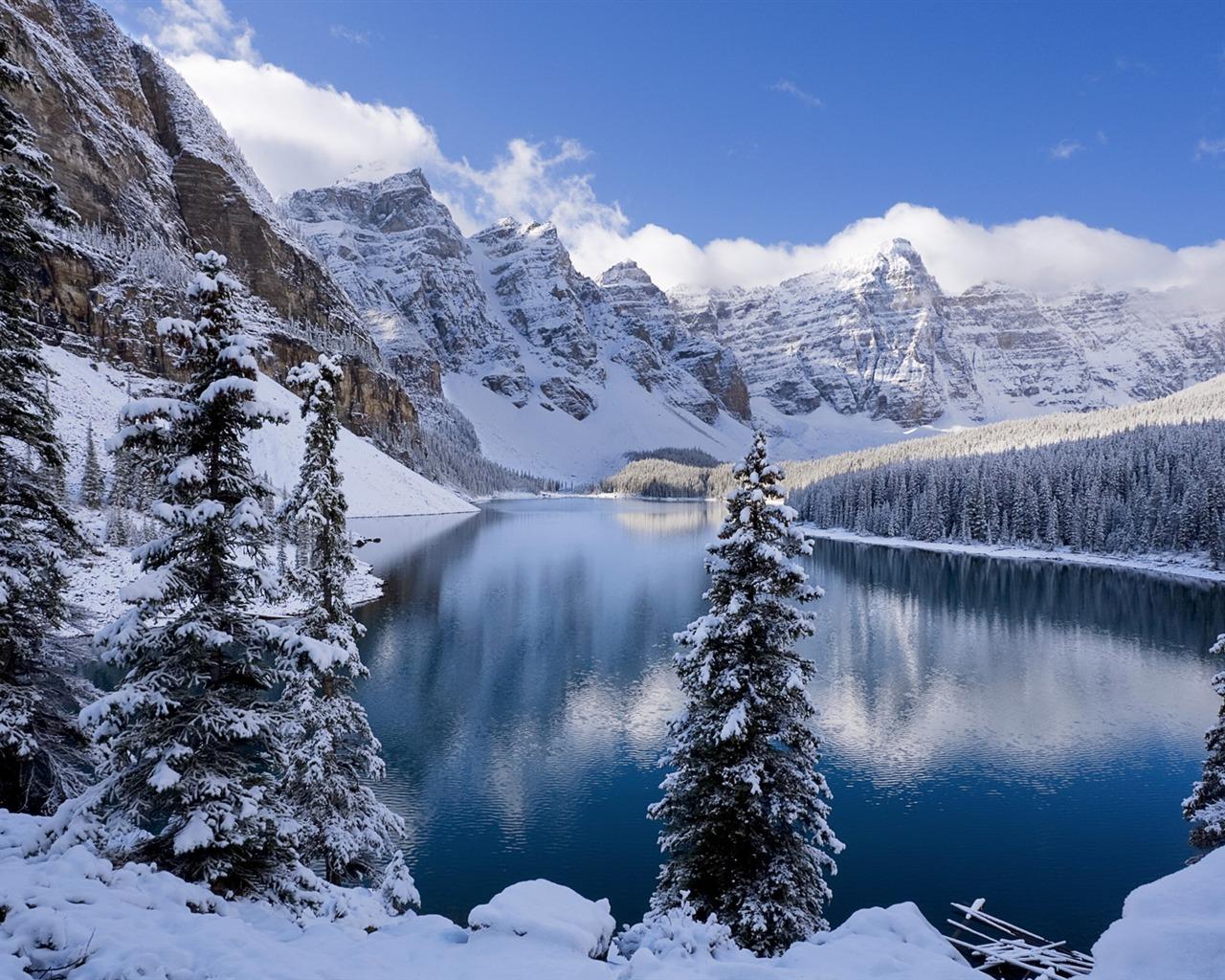 montagne au canada