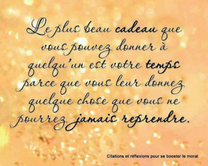 citation le tems