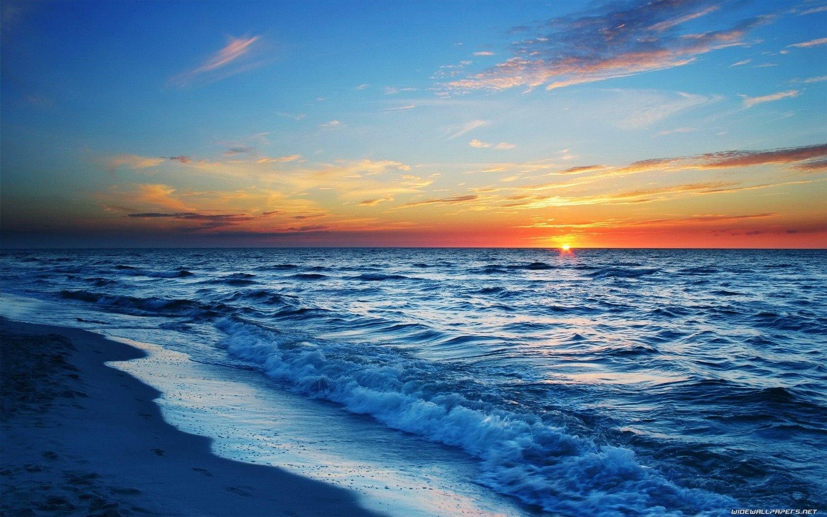 sublime image de la mer